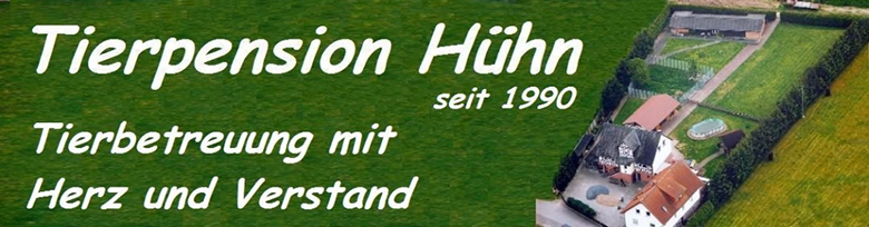 Tierpension Hühn